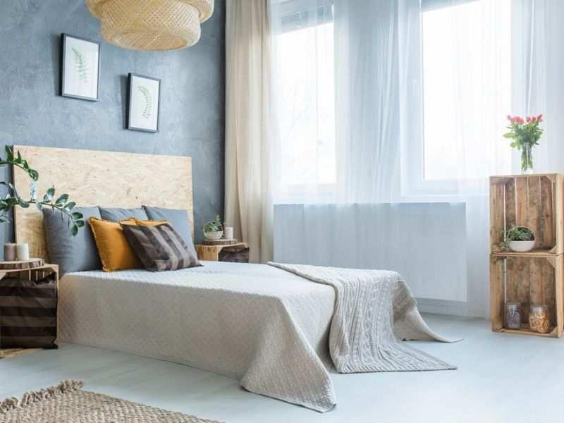 bersihkan tempat tidur sebelum tidur