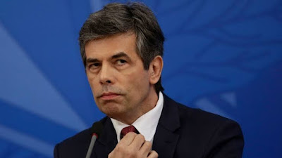 Brazil health minister resigns amid COVID-19 crisis