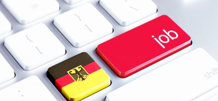 cara mencari di Jerman