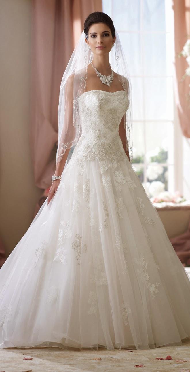 Princess Belle Wedding Dress 21 Trend David Tutera for Mon