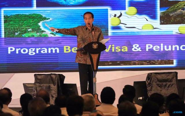 Jokowi Angkat Bicara Soal Propaganda Rusia di Pilpres 2019