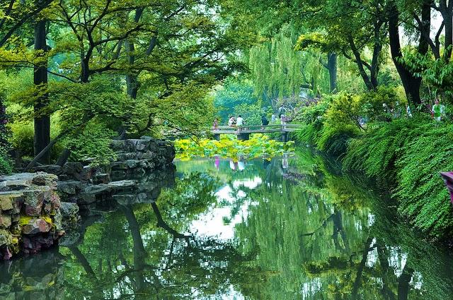 Patrimonio de la Humanidad Jardines clsicos de Suzhou China