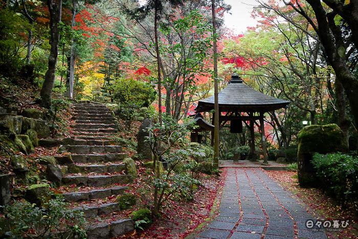 Shôrô, temple Mitaki-dera, Hiroshima
