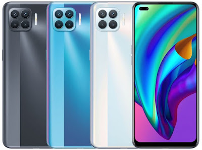 OPPO F17 Pro Launched With 6.43inch FullHD+ AMOLED Display, 8GB RAM, 4010mAh Battery & More