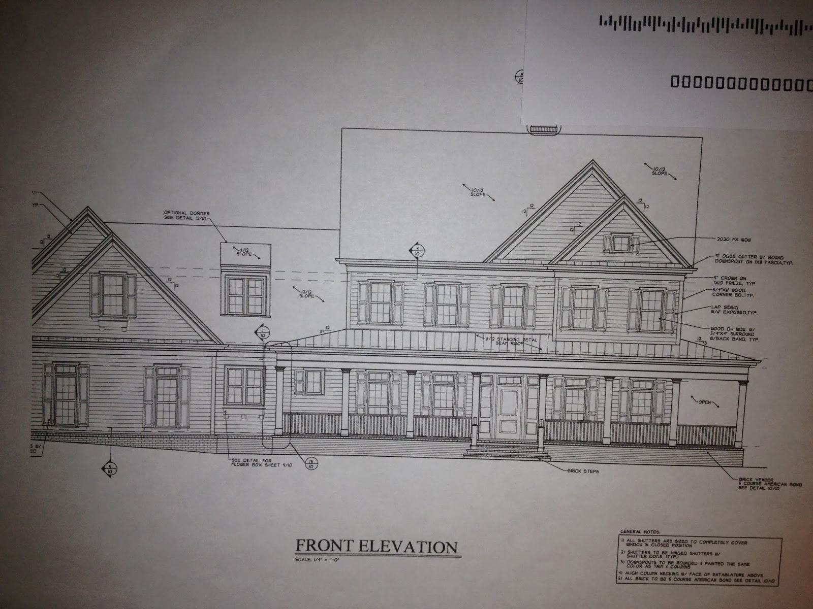 The Ansley Floor Plan: Big Family, Big House, Small Budget: Dealing With