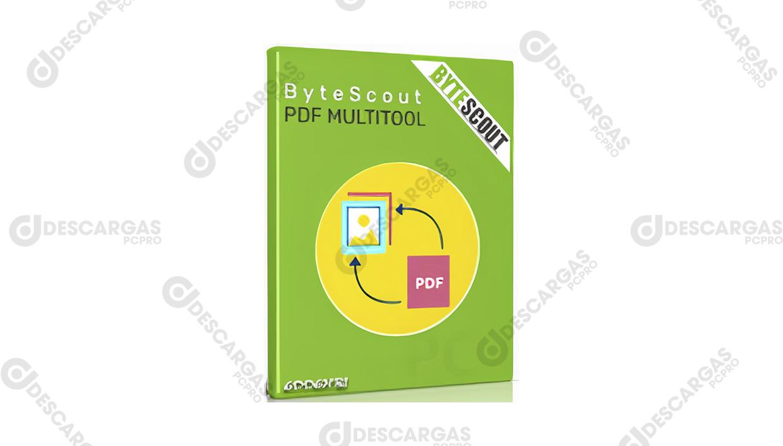 ByteScout PDF Multitool v12.1.7.4201 Business, Convierte PDF a varios formatos, otros como TXT, CSV, HTML o imágenes