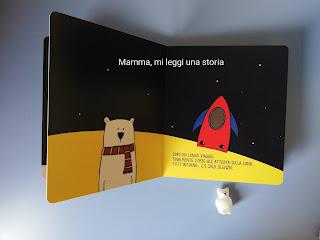 L'orso Ale va sulla Luna - Bresciani Gribaudo