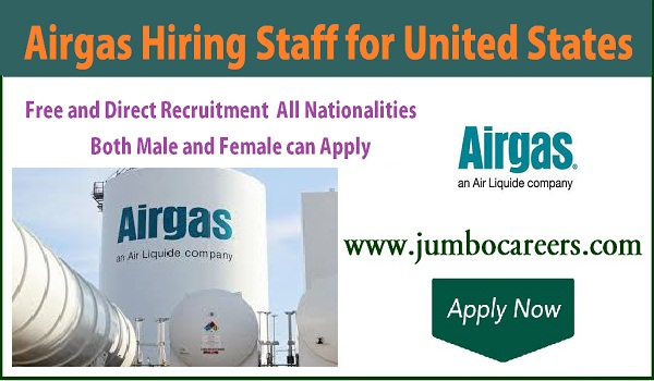 United state latest job vacancies, Urgent job openings in USA,