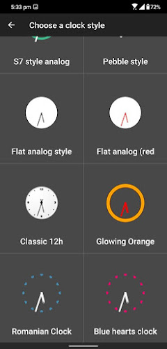 Features of Always on AMOLED app