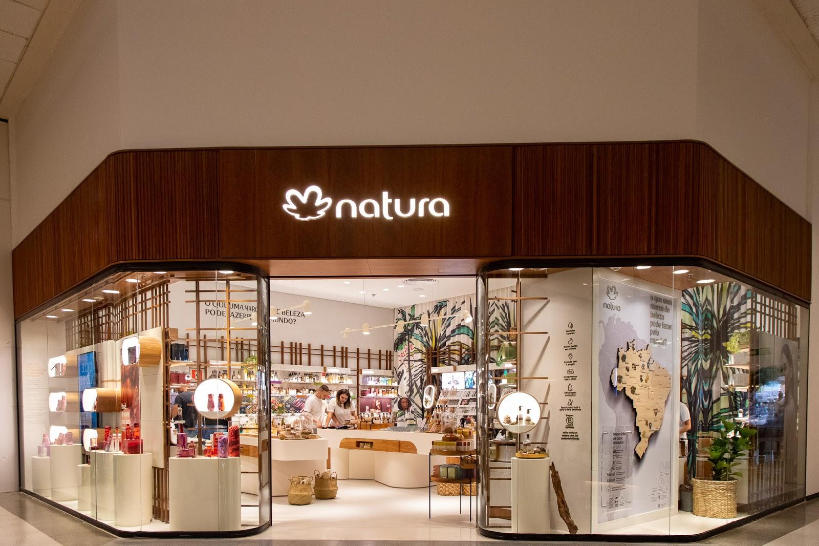 Natura inaugura seu novo conceito de loja própria no Conjunto Nacional