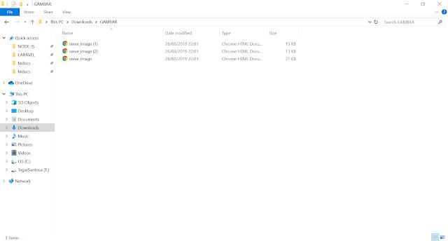 Cara Ganti Ekstensi Semua File di Windows Tanpa Aplikasi