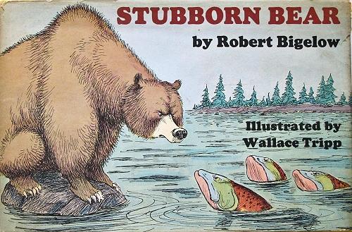 march house books blog the stubborn bear. Black Bedroom Furniture Sets. Home Design Ideas