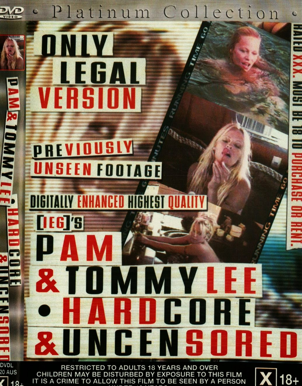 Tommy Lee And Pam Sex