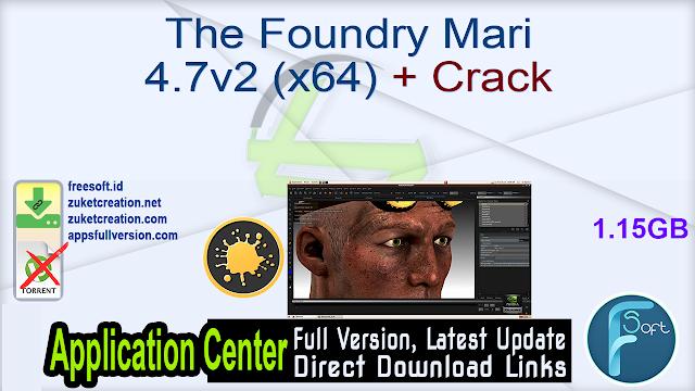 The Foundry Mari 4.7v2 (x64) + Crack