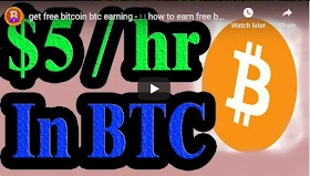 get free bitcoin btc earning - 🤑 how to earn free btc auto without work 🤑