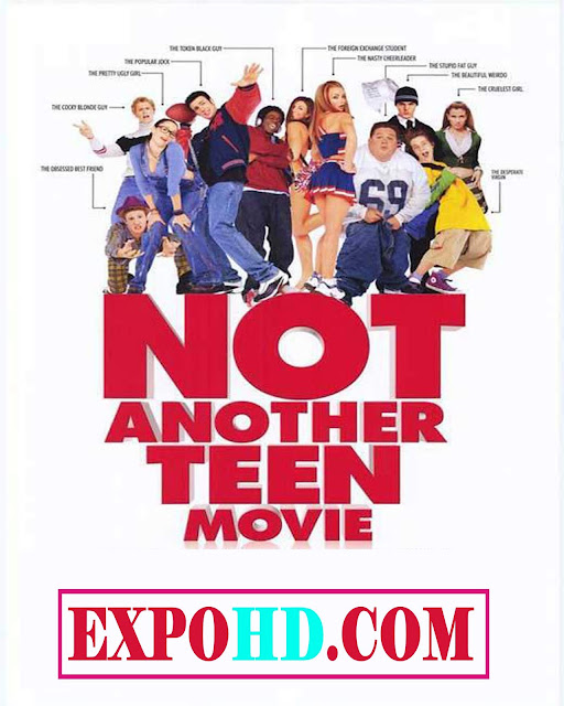 (18+) Not Another Teen 2001 HD 1080p | BluRay 720p | Esub 1.3Gbs [English HDRip x264] Watch Now