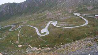 The most beautiful roads in Austria