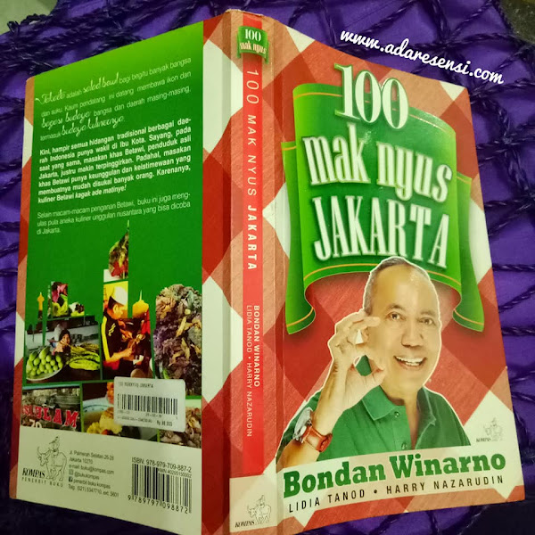 Resensi 100 Mak Nyus Jakarta