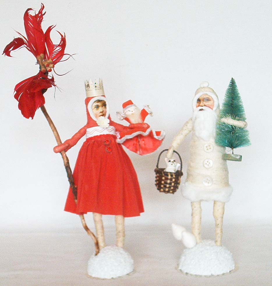 Vintage By Crystal Christmas Update