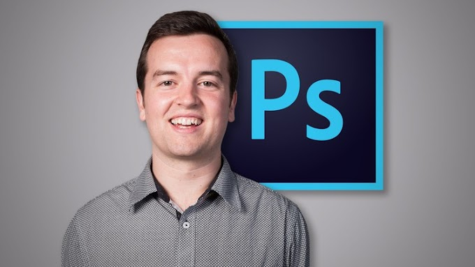 Photoshop CC for Beginners: Master Photoshop CC Now! - UDEMY Free Course With UDEMY Coupon Code