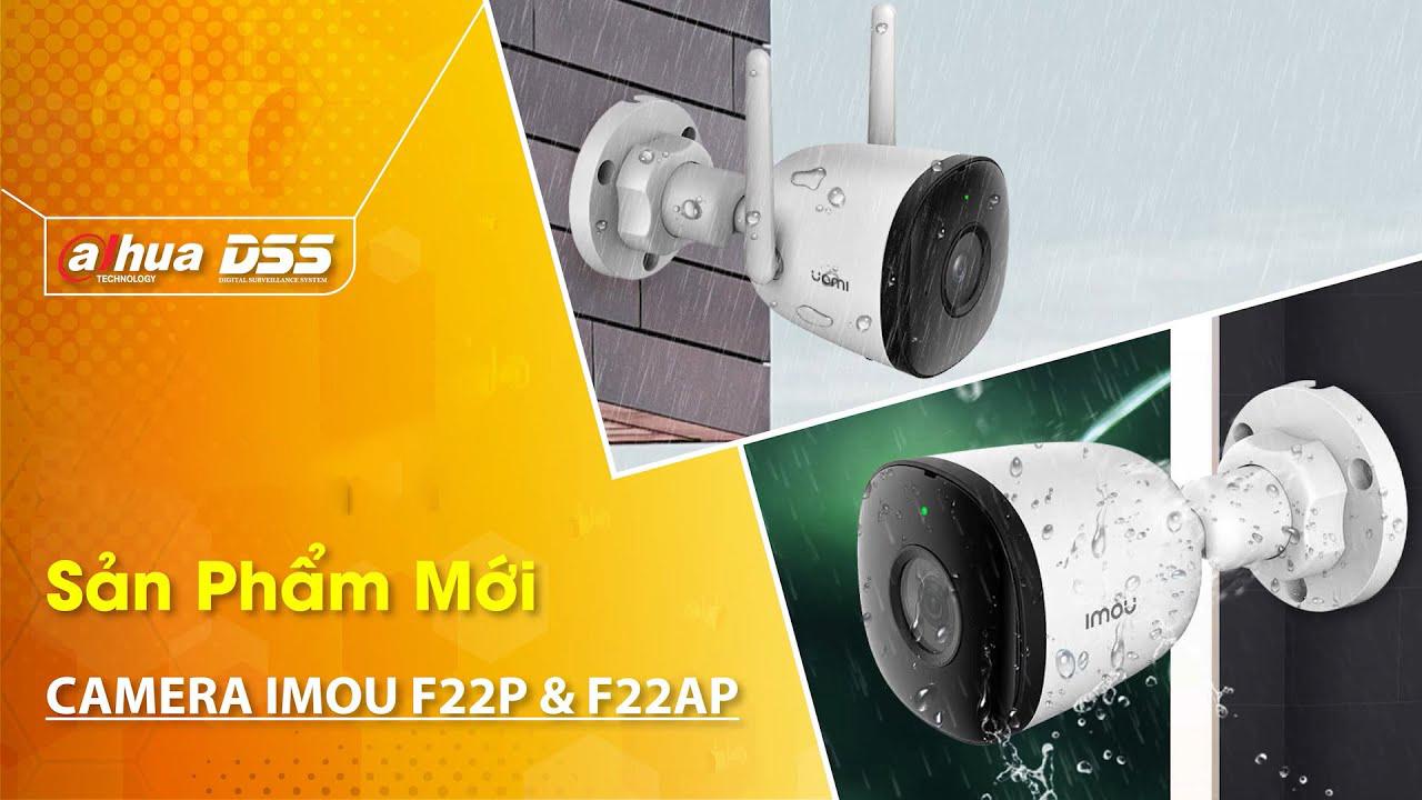 Những mẫu Camera IMOU giá tốt tại Bến Tre
