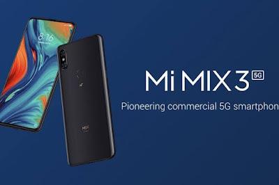 Mi Mix 3 5G Smartphone