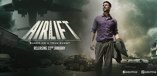 Airlift (2016) Movie Trailer