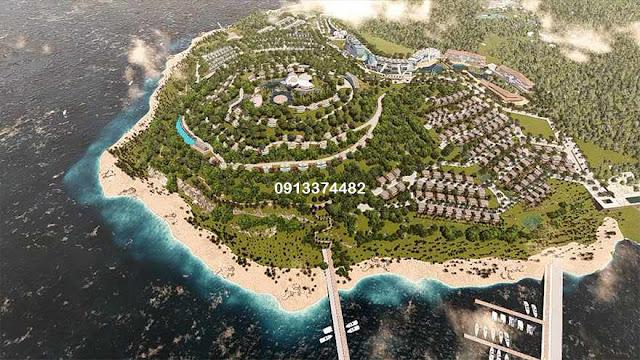 Dự án Sunshine Heritage Mũi Né Phan Thiết Hòn Rơm Resort Bình Thuận - Chủ đầu tư