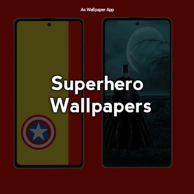 LATEST #Superhero Wallpaper 4k for iPhone