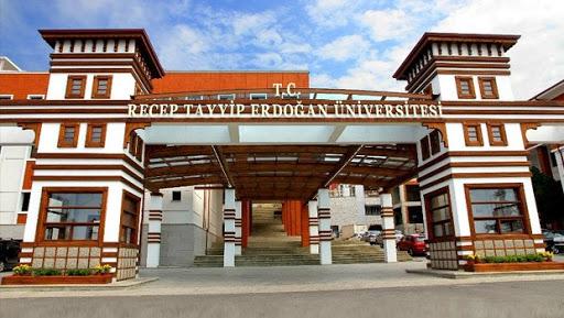 هام  للطلبة الدوليين  جامعة رجب طيب أردوغان تفتح ابوابها في وجه الطلاب الدين يودون دراسة  البكالوريوس في تركيا