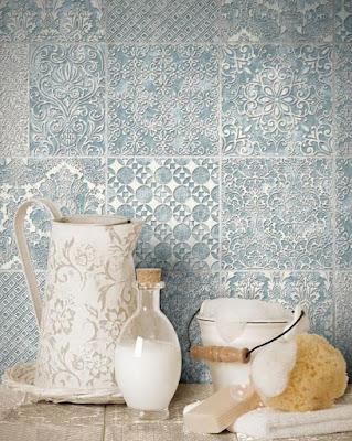 patchwork, piastrelle, La Chic, Target Studio
