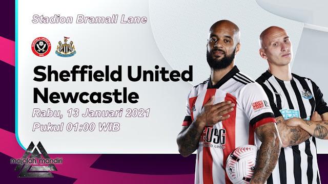 Prediksi Sheffield United Vs Newcastle United