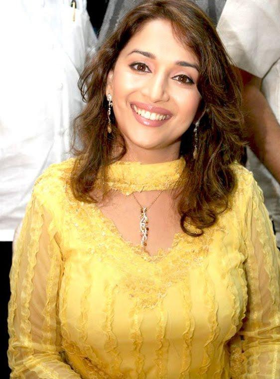 Madhuri Dixit Sexy Bf Photo