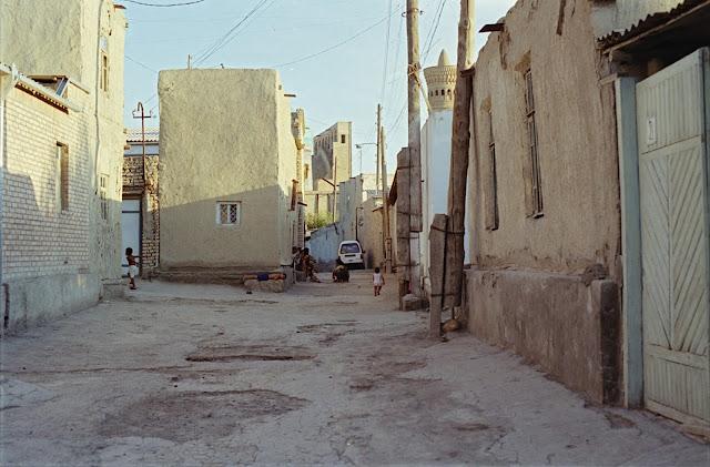 Ouzbékistan, Boukhara, © Louis Gigout, 1999