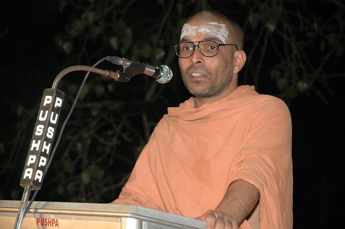 Don't vote for anti-Hindu forces: Swami Chidanandapuri