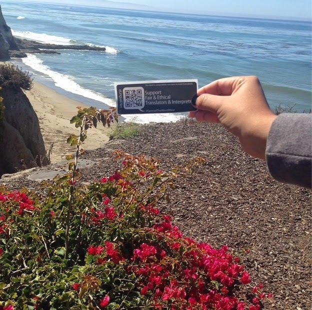 Pismo Beach supports fair and ethical translators and interpreters