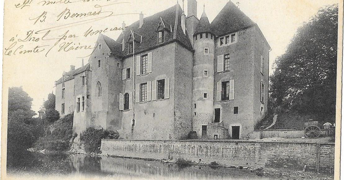 Balades en nivernais morvan ch teau de la chaise for Chateau de la chaise