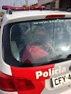 Homem é  preso pela Polícia Militar após tentar estuprar criança e sair correndo pelado em via pública