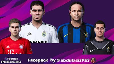 PES 2020 Classic Facepack V8 by AbdulAziz