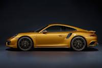 Porsche 911 Turbo S Exclusive Series (2017) Side