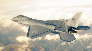 Milli Muharip Uçak (MMU) TF-X'in  mock-up'ı Dünyanın en büyük havacılık fuarı olarak kabul gören Paris Airshow da ziyaretçilerin beğenisine sunulacak.
