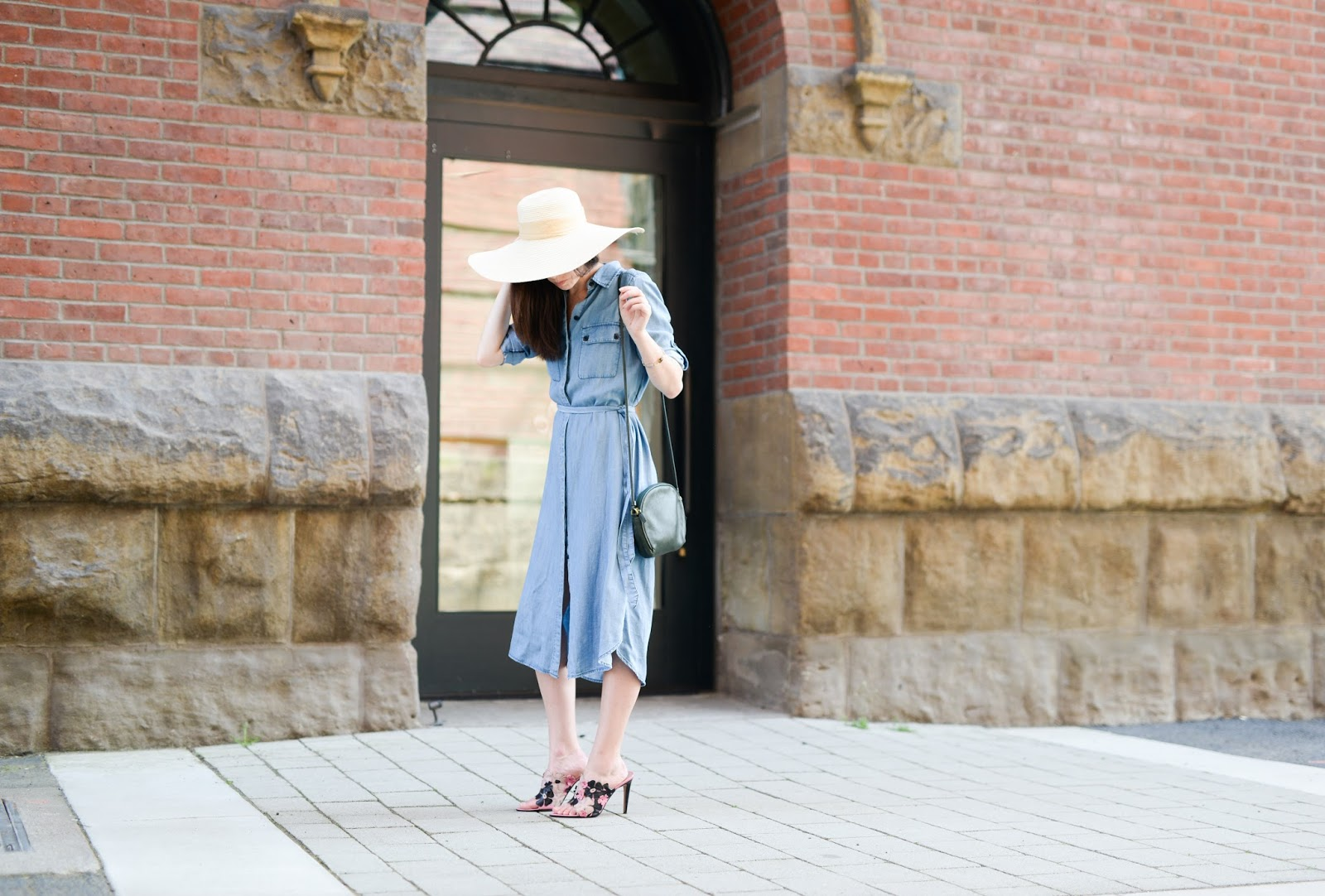 Chambray Dresses for Summer Days