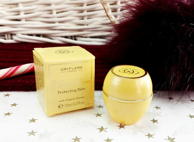 Oriflame Tender Care Protecting Balm with Organic Honey