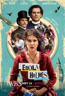 Βραδιά Netflix: Enola Holms