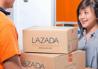 Lowongan Kerja  Lazada Express (LEL-Express)