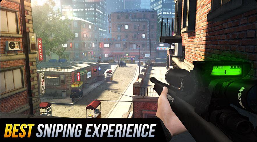 Download Sniper Honor MOD APK 1