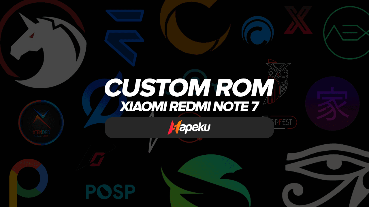 Kumpulan ROM Untuk Xiaomi Redmi Note 7 ( LAVENDER )