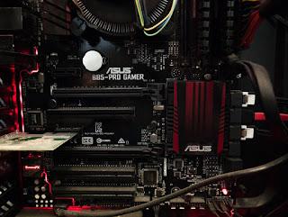 ASUS B85 Pro Gamer a-slice-of-something-blog
