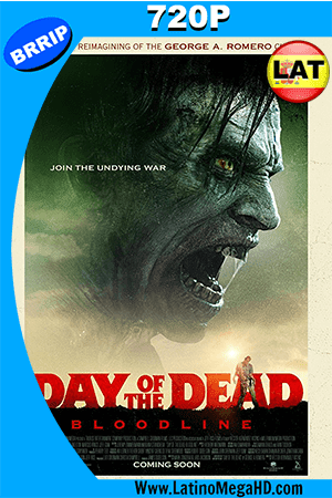 Day of the Dead: Bloodline (2018) Latino 720p ()
