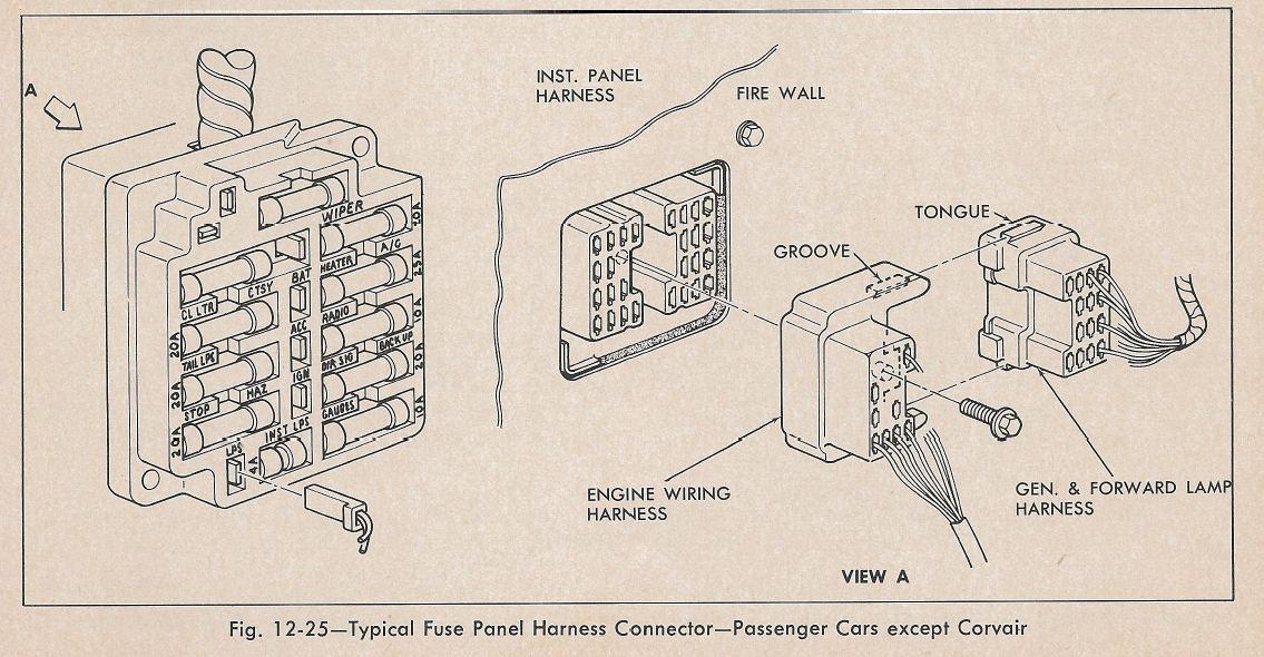 67 Gto Fuse Box | Autos Weblog